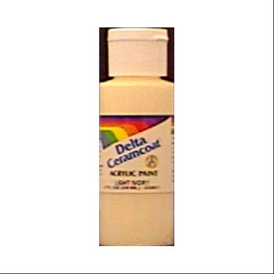 Delta Creative Ceramcoat Acrylic Paint 2 Ounces-Lime Green/Opaque