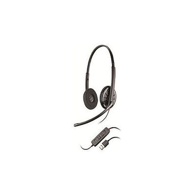 Plantronics 85619-12 Blackwire C320-m Headset Noise Accs Cancelling Single Unit Disty Box