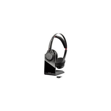 Plantronics Voyager Focus Uc B825 Headset - Stereo - Wireless - Bluetooth - 150 Ft - Over-the-head - Binaural - Supra-aural (202652-01)