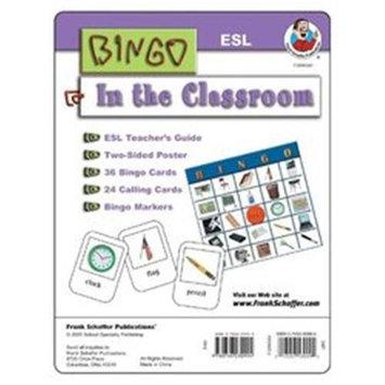 Bulk Buys In The Classroom ESL Bingo Game Kit - Pack of 8