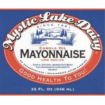 Mystic Lake Mayonnaise (12x32OZ )