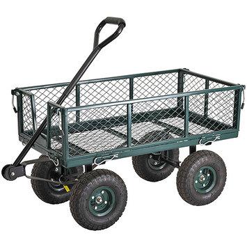 Sandusky Heavy Duty Steel Crate Wagon Cart