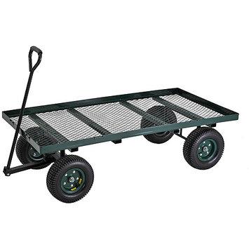Sandusky Large Heavy-Duty Steel Flat Wagon