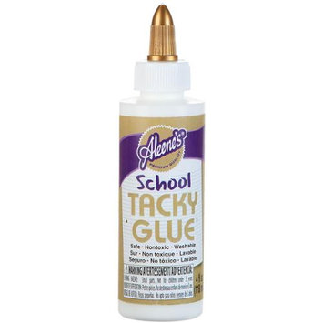 I Love To Create Aleene's School Tacky Glue -4Oz