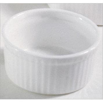 Ten Strawberry Street Whittier - 3.8 Inch Ramekin-Souffle Dish - Set Of 6
