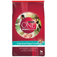 Phillips Feed & Pet Supply Purina ONE Large Breed Puppy Dry Dog Food 34lb