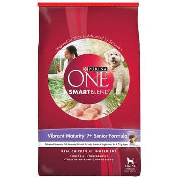 Nestlé Purina Pet Care Pro NP12963 One Dog Senior Protection 34 LB