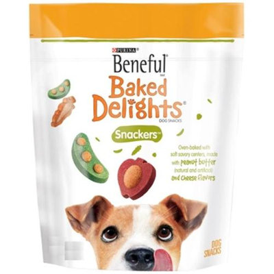 Purina Beneful Baked Delights Snackers 2.65 lb (5 x 8.5oz)