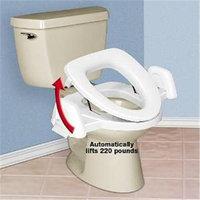 Jobar Toilet Mechanical Rising Toilet Seat