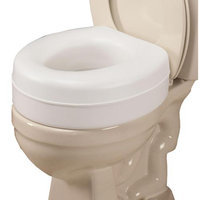EasyComforts Raised Toilet Seat
