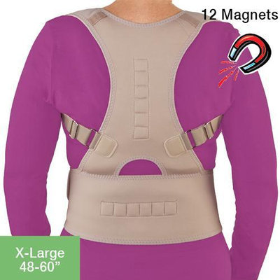 Jobar International JB6861XL Magnetic Posture Corrector - Extra Large