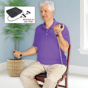 Jobar Chair Exerciser Home Arm Chest Resistance Band Exerciser