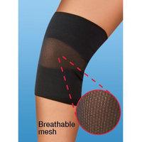 Jobar Flexible Mesh Knee Compression Wrap Sleeve