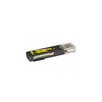 HOODMAN HUSB3 Hoodman SuperSpeed USB 3.0 SD & MicroSD Card Reader