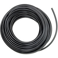 Raindrip 016005P 1/4 X 50' Tubing, Black