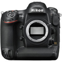 Nikon - D4s Dslr Camera (body Only) - Black
