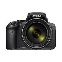 Nikon COOLPIX P900 Digital Camera, 83x Optical Zoom, 16MP, WiFi & NFC