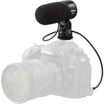 Nikon ME-1 Stereo Microphone for use with select DSLR