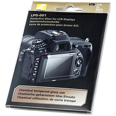 Nikon LPG-001 LCD Glass Protector for D4s, Df, D810 & D750 Cameras