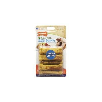 Nylabone Healthy Edibles For Puppies- Turkey & Sweet Potato: Petite