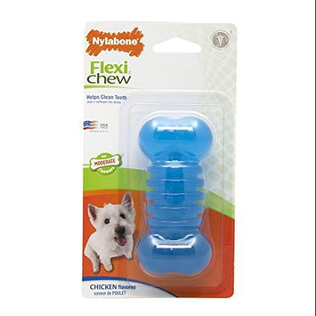 Tfh Publications Nylabone Flexi Chew Ridge Bone Dog Toy Small