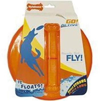 Tfh Publications Nylabone Go Active Flying Disk Dog Toy