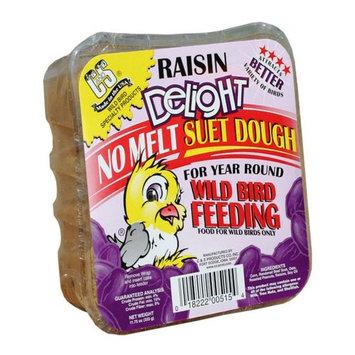 C & S Products Raisin Delight Suet Dough - 11.75 oz.