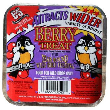 C & S Products Berry Suet Trea