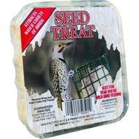 C & S C And S Picture Label Suet 11.75 Ounce Seed CSV50501 Pack of 12
