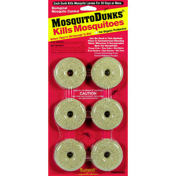 Summit Responsible Solution Mosquito Dunks (Pack of 6)