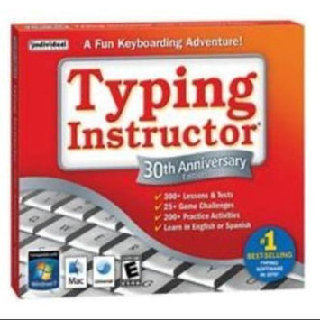 Individual Software Inc Typing Instructor 30th Aniversary (Sp/En)
