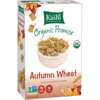 Kashi Organic Promise Autumn Wheat Whole Wheat Biscuits Cereal, 16.3 oz, (Pack of 10)