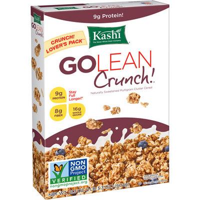 Kashi Go Lean Crunch! Ceral 21.3 oz( Pack of 3)