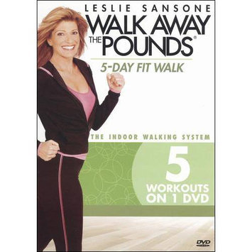 Good Times Video Leslie Sansone: Walk Away The Pounds 5 Day Fit Wal