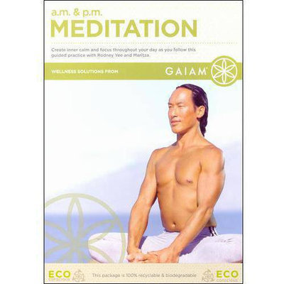 Gaiam Americas Am/pm Mediation-wellness Version [dvd]