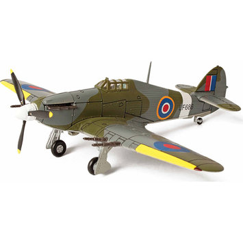Unimax Forces of Valor U.K. Hurricane RAF Serial