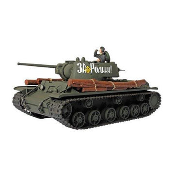 Forces of Valor Russian Heavy Tank KV-1 - Eastern Front, 1942, Scale 1:32 Multi-Colored
