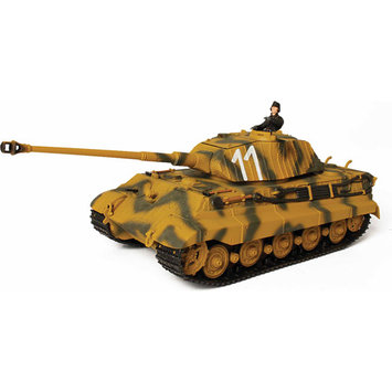 Unimax Toys Limited Unimax Forces of Valor German King Tiger 1:32 Scale