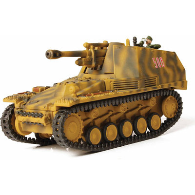 Unimax Toys Limited Unimax Forces of Valor German Self-Propelled Howitzer Wespe 1:72 Scale