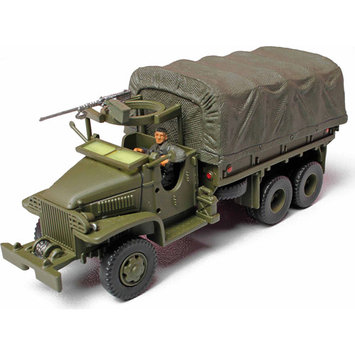Unimax Forces of Valor GMC 2.5 Ton Cargo Truck 80th Infantry Division