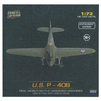 Forces of Valor U.S. P-40B Plane (1:72 Scale) UNXV8519 Forces Of Valor