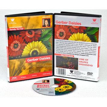 Weber Art Mctier Woil Gerber Daisies 1 Hour DVD