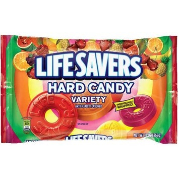 Life Savers Variety Candy, 13 oz, 6pk