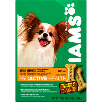 Iams ProActive Health Adult Small Biscuits