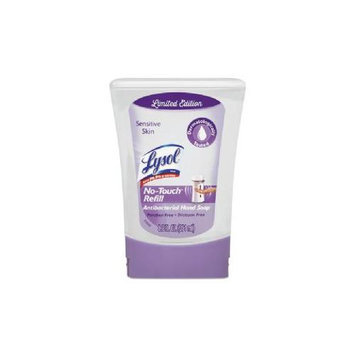 Magnetic Media RAC00338EA - LYSOL No-Touch Hand Soap Refill; For Sensitive Skin; 8.5 oz Refill