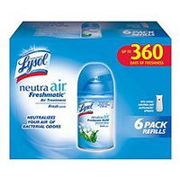 Lysol Neutra Air Freshmatic Refills, Fresh Scent (6 pk.)