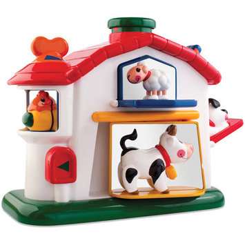 Reeves International Tolo Pop Up Farm House - 1 ct.