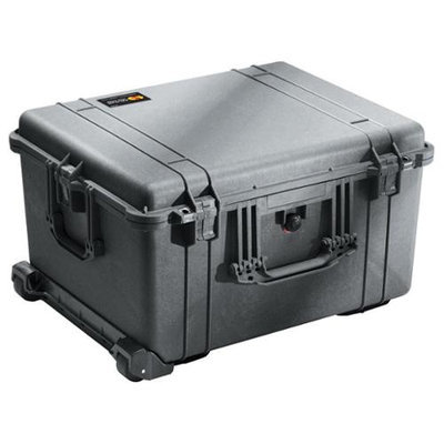 Cwr Products Pelican 1620 Black Protector Case with Foam