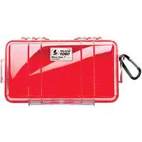 Pelican 1060025170 1060 Micro Case, Red