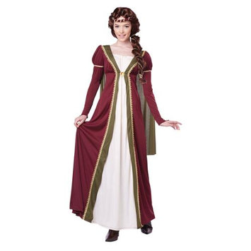 California Costume Collections Womens Medieval Maiden Costume Size XS 4-6